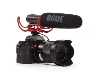 Rode VideoMic from The LensPal